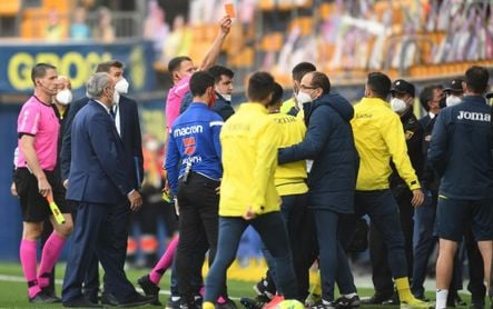 Dos partidos a Rulli y Gaspar, que no estarán ante el Sevilla