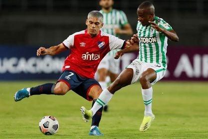 0-0. Atlético Nacional y Nacional no se hacen daño pero hipotecan sus opciones