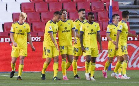 El Cádiz volverá a jugar con público en las gradas ante el Levante.