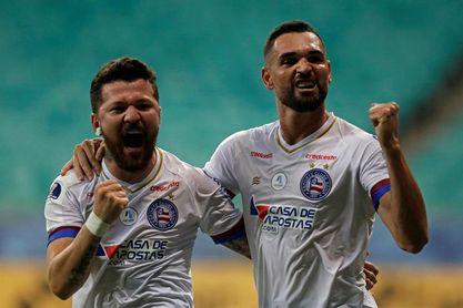 0-1. Gilberto da la victoria al Bahía ante Guabirá para ser líder del grupo B