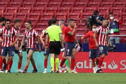 Atlético y Real Madrid se jugarán el título en la última jornada