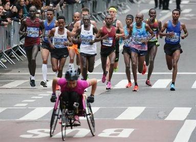 El maratón de Nueva York volverá en noviembre con capacidad reducida