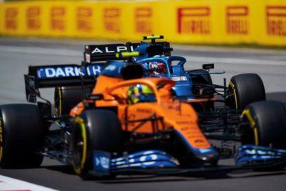 Lando Norris firma un nuevo contrato multianual con McLaren