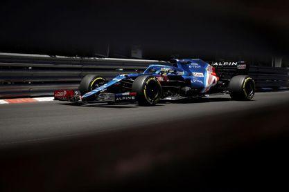 Alonso: Gestionar bien el tráfico puede ser clave el sábado en calificación