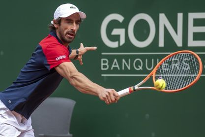 Pablo Cuevas, a semifinales tras vencer a Dimitrov
