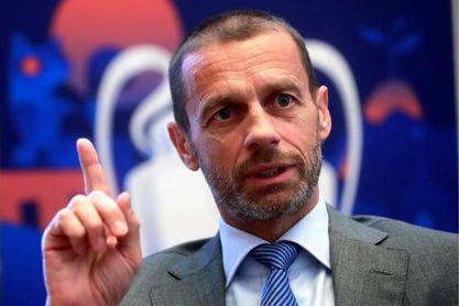 La UEFA cifra en 7.200 millones la pérdida de ingresos de clubes en 2019-21