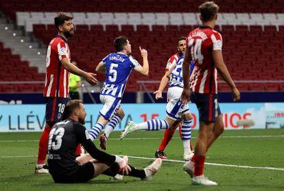 Zubeldia, positivo por covid-19, se pierde el último partido de la temporada