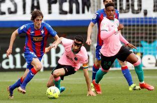 0-1. Griezmann acaba con la desgana del Barça