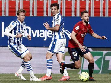 0-1. Isak mete a la Real Sociedad en la Liga Europa