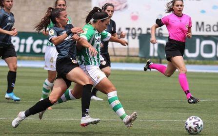 Betis Féminas 1-1 Rayo Vallecano: Octavo partido sin perder y un paso más hacia la permanencia.
