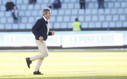 """Pellegrini, eufórico con su 'EuroBetis': """"Es para levantar una estatua a este grupo"""""""