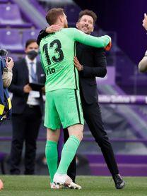 """Simeone: """"El destino nos marca momentos para mostrar que se puede"""""""