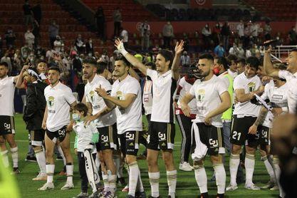 1-0. El Burgos vuelve a Segunda División 19 años después