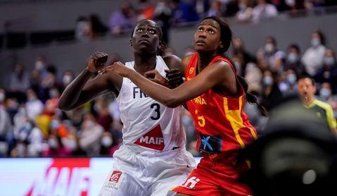 72-45. España se despide de Toulouse con otra derrota ante Francia