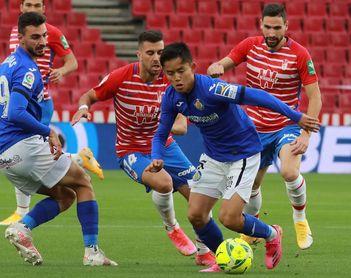 Granada acaba la liga como equipo más goleado por primera vez en su historia