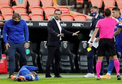 Valencia, Getafe y Bordalás cierran el acuerdo que lleva al técnico a Mestalla