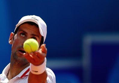 Djokovic arrolla a Coria y ya le espera Martin en semifinales