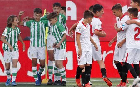 Real Sociedad y Villarreal, rivales en octavos de LaLiga Promises de Betis y Sevilla
