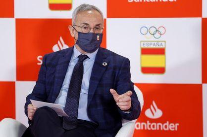 """Blanco: """"Los Juegos de Tokio son como una luz, mandarán un mensaje al mundo"""""""
