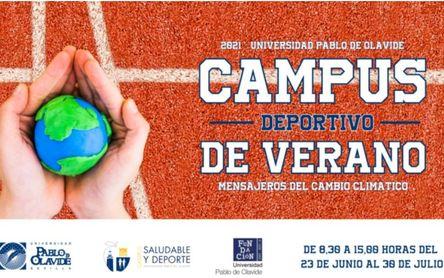 La UPO abre el plazo para el Campus Deportivo de Verano 2021