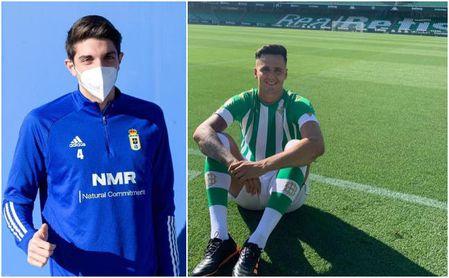 Primeros movimientos en el futuro inmediato de Edgar y Luis Martínez, canteranos del Betis