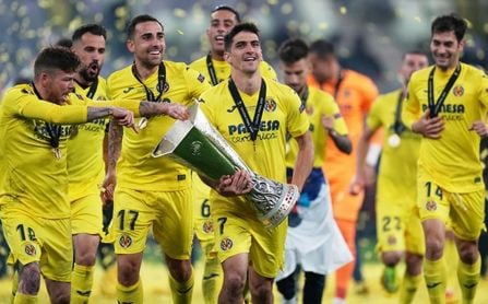 El Villarreal, tercer mejor coeficiente UEFA de la temporada