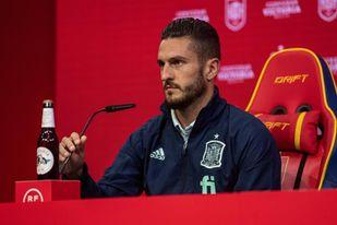 """Koke: """"Estar con la selección en una Eurocopa es el mayor orgullo que puedes sentir"""""""