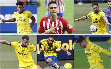 El Cádiz se mueve para comprar el gol que le consolide en LaLiga