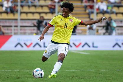 """Cuadrado: Las decisiones de la Conmebol sobre la Copa América """"generan incertidumbre"""""""