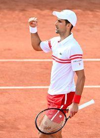 Djokovic no da opciones a Cuevas
