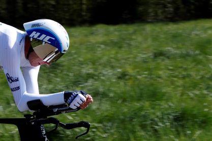 Froome admite sus nulas opciones de ganar el Tour de Francia