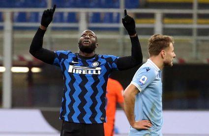 """Lukaku: """"Me quedo en el Inter"""""""