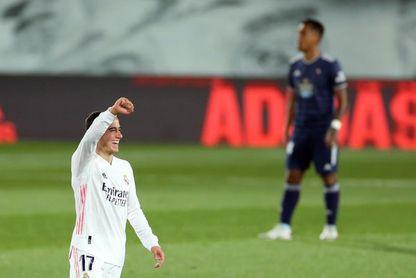 El Real Madrid oficializa la renovación de Lucas Vázquez