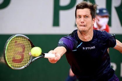 Schwartzman alcanza la tercera ronda de Roland Garros