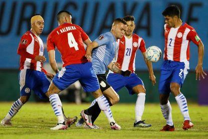0-0. Uruguay no hace daño a Paraguay y cede dos puntos más en el Centenario