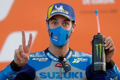 Alex Rins, operado con éxito, podría regresar en Sachsenring