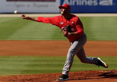 El cubano Blanco planea una nueva vida con o sin el béisbol tras desertar en EE.UU.