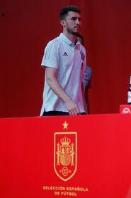 """Laporte: """"Estoy aquí porque he querido, mi objetivo es el mismo que España"""""""