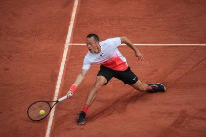 Schwartzman pasa a octavos de Roland Garros por tercera vez