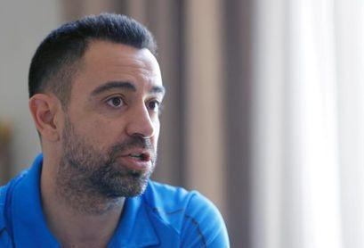 """Xavi Hernández: """"No era el momento de entrenar al Barcelona"""""""