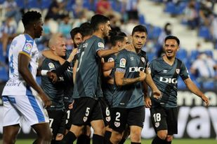 1-2: El Rayo Vallecano remata a un Leganés efervescente