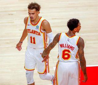 124-128. Los Hawks sorprenden con Trae Young a los Sixers