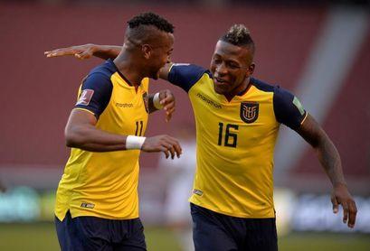 Pervis Estupiñán dice que Ecuador no se fía de Perú, último en las eliminatorias