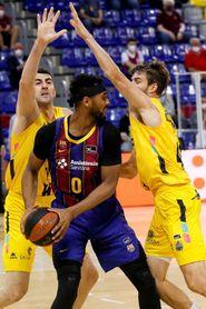 112-69. El Barça destroza al Tenerife con un tercer cuarto histórico