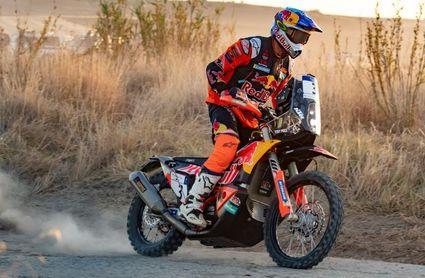 El australiano Toby Price renueva por dos temporadas con el equipo KTM