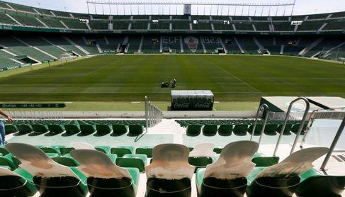 Nino dará nombre a la puerta 7 del estadio Martínez Valero