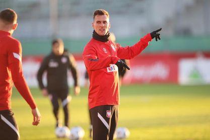 Polonia pierde por lesión a Milik y deja el ataque a cargo de Lewandowski
