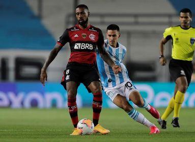 Flamengo anuncia la transferencia de Gerson al Oympique de Marsella