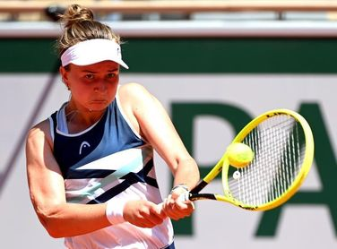 Krejcikova jugará su primera semifinal de un Gran Slam tras derrotar a Gauff