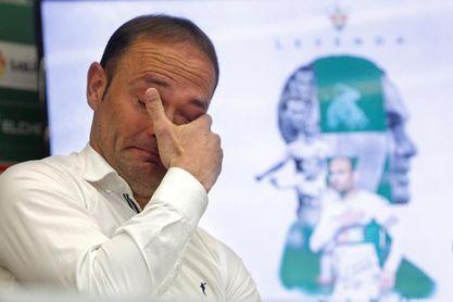 Nino: ?Ha sido complicado decir adiós, pero la ilusión se acabó?